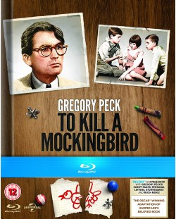 To Kill a Mockingbird (Blu-Ray)