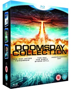 Doomsday Collection (1996) (Blu-ray)