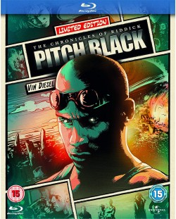 Pitch Black (Blu-ray)