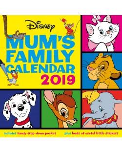 Стенен Календар Danilo 2019 - Disney Classic Moms Family
