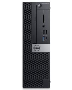 Настолен компютър Dell Optiplex - 5070 SFF, черен