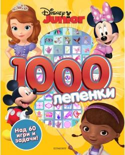 1000 лепенки: Дисни Джуниър