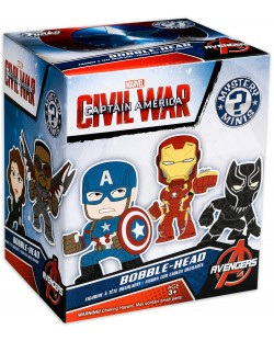 Мини Фигура Funko: Cap America 3: Civil War - Mystery Minis Blind Box