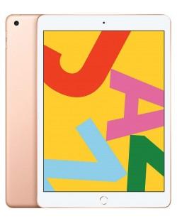 "Таблет Apple iPad 7 Cellular - 10.2"", златист"