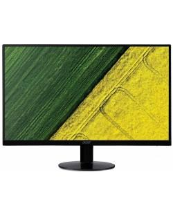 """Монитор Acer - SA220QAbi, 21.5"""", FHD, IPS, 4ms, черен"""