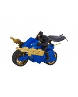 Количка със задвижване Mattel от серията Batman (синя)