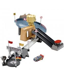 Игрален комплект за двубой Cars - Двойна лента
