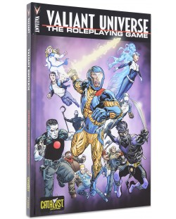 Ролева игра Valiant Universe - Core Book