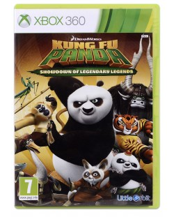 Kung Fu Panda: Showdown of Legendary Legends (Xbox 360) - (Преоценен)