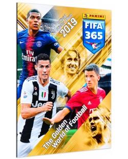 Албум за стикери Panini FIFA 365 2019