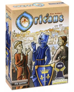 Настолна игра Orleans