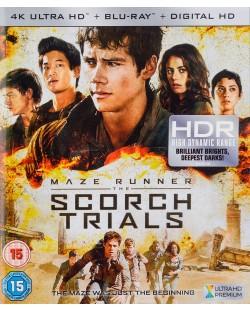 Maze Runner: Scorch Trials 4K (Blu-Ray)