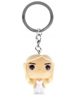 Ключодържател Funko Pocket Pop! Game Of Thrones - Daenerys Targaryen, 4 cm