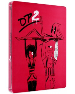 Дедпул 2 (Steelbook Edition)