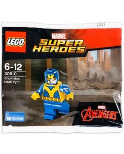 Сглобяема фигура Lego Super Heroes - Giant-Man, Hank Pym (30610)