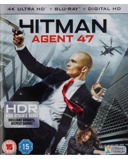 Hitman Agent 47 4K (Blu Ray)