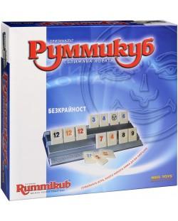 Настолна игра MBG Toys - Руммикуб, Безкрайност
