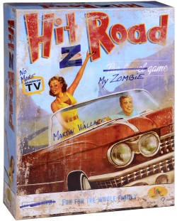 Настолна игра Hit Z Road