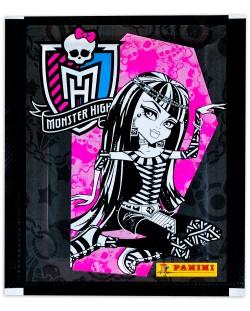 Стикери Panini Monster High - пакет с 5 бр. стикери
