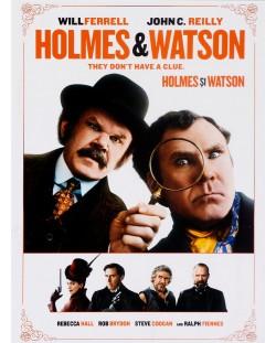 Холмс и Уотсън (DVD)