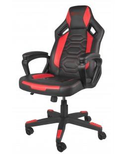 Гейминг стол Genesis - Nitro 370, червен/черен