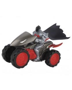 Количка със задвижване Mattel от серията Batman (сива)