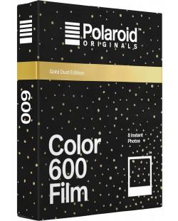 Филм Polaroid Originals Color за 600 Gold Dust Edition