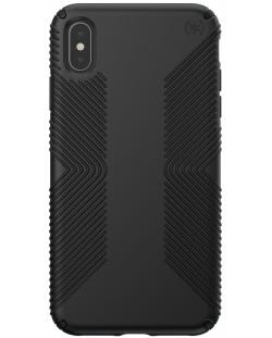 Калъф Speck Presidio Grip - за iPhone XS Max, черен