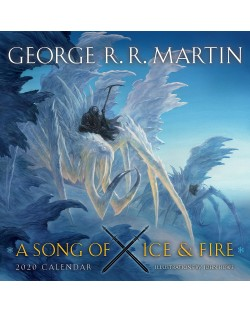 A Song of Ice and Fire Calendar 2020