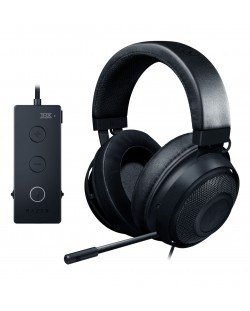Гейминг слушалки Razer Kraken Tournament Edition - Black