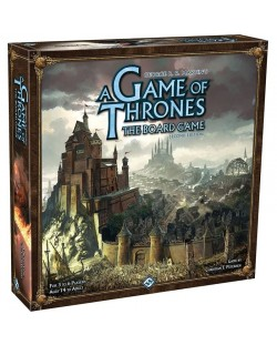 Настолна игра A Game Of Thrones-The Board Game(2nd Edition)