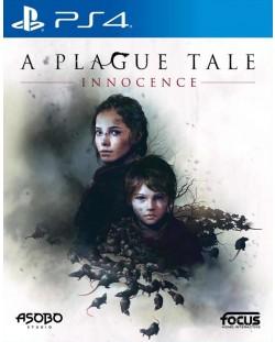 A Plague Tale: Innocence (PS4)