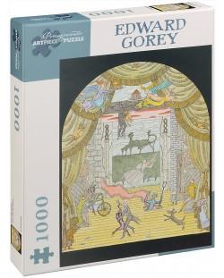 Пъзел Pomegranate от 1000 части - Театър, Едуард Гори