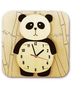 Стенен часовник Robo Time – Панда