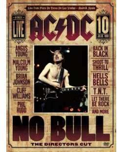 AC/DC - No Bull - The Directors Cut (Blu-ray)