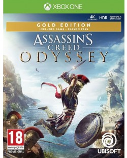 Assassin's Creed Odyssey Gold Edition (Xbox One)