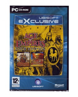 Age of Empires: Gold Edtition (PC)