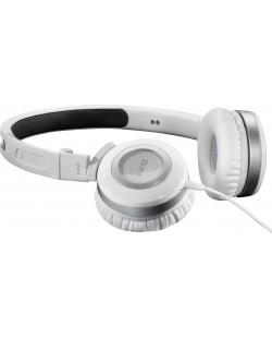 Слушалки AKG K430 - бели