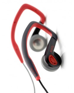 Слушалки AKG K316 - червени