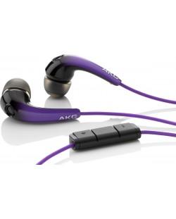 Слушалки AKG K328 - лилави