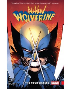 All-New Wolverine Vol. 1 The Four Sisters (комикс)