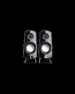 Мини аудио система Altec Lansing Zine - черна