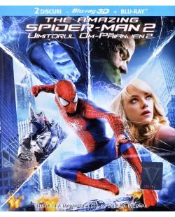 Невероятният Спайдър-мен 2 3D + 2D (Blu-Ray)