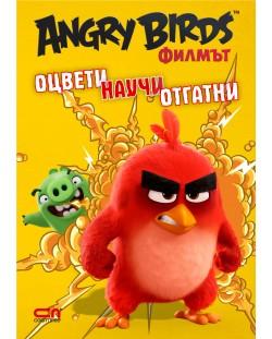 Angry Birds. Филмът: Оцвети, научи, отгатни