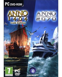 Anno 1404: Gold Edition & Anno 2070 Double Pack (PC)