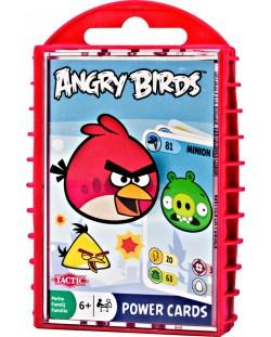 Детска игра с карти Tactic - Angry Birds