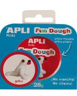 Вълшебно тесто APLI Kids за моделиране на тюленче Гоку