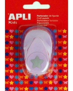 Пънч APLI 16 mm – Звезда