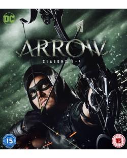 Arrow Season 1-4 (Blu-Ray)