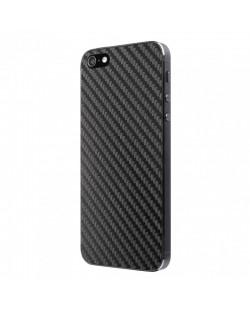 Artwizz CarbonFilm за iPhone 5 -  черен